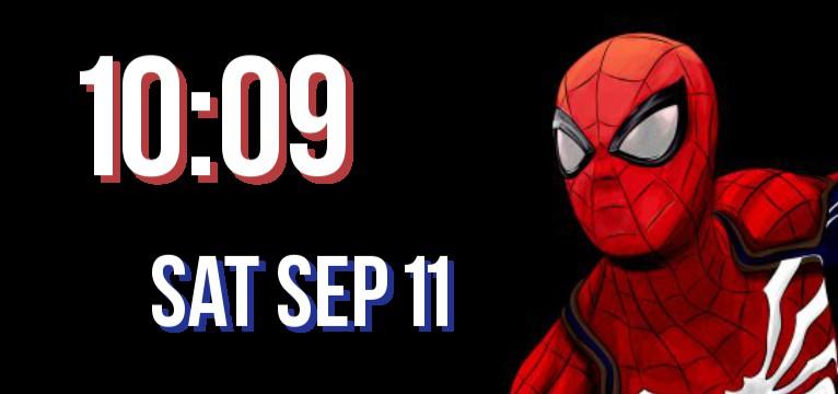 Spider-Man Time