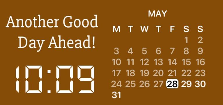 Motivation Calendar