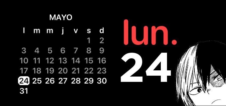 calendario shoto torodoki ver. black