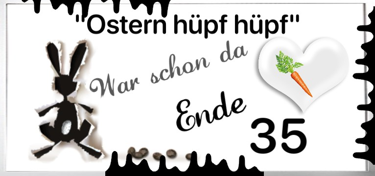 Counter Serie Ostern Ende