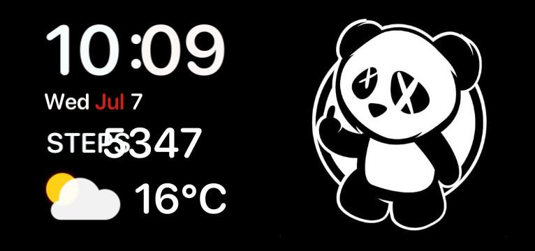 Wickd Panda Pal