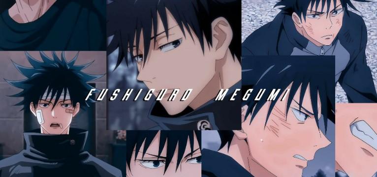 fushiguro megumi