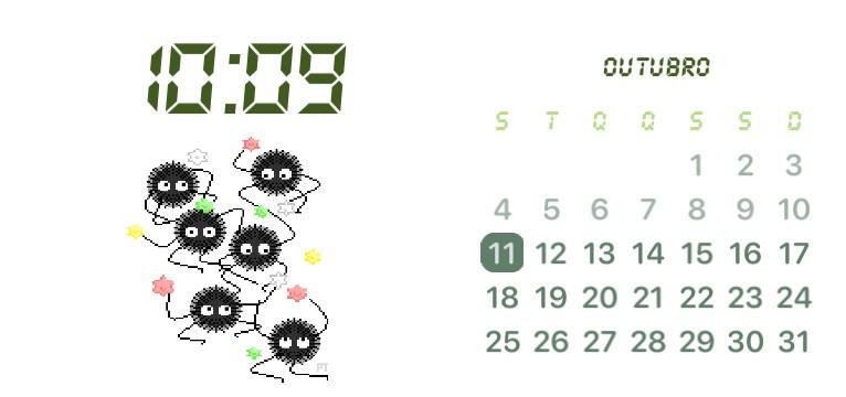 ghibli calendar