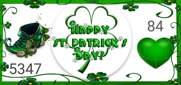 Herzschlag Steps  Saint Patricks Day