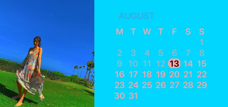 jennie summer calendar