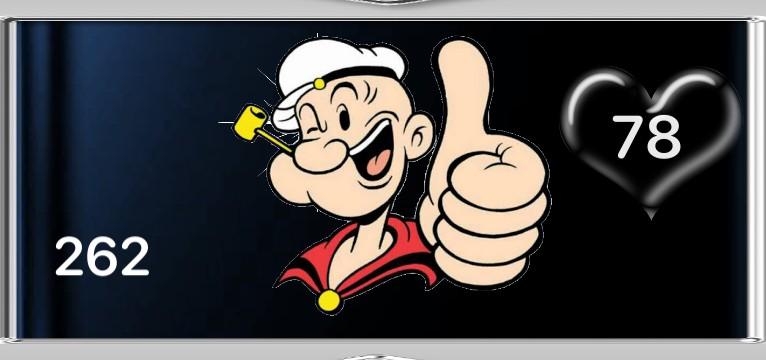Herz Widget Popeye