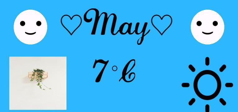 cute may