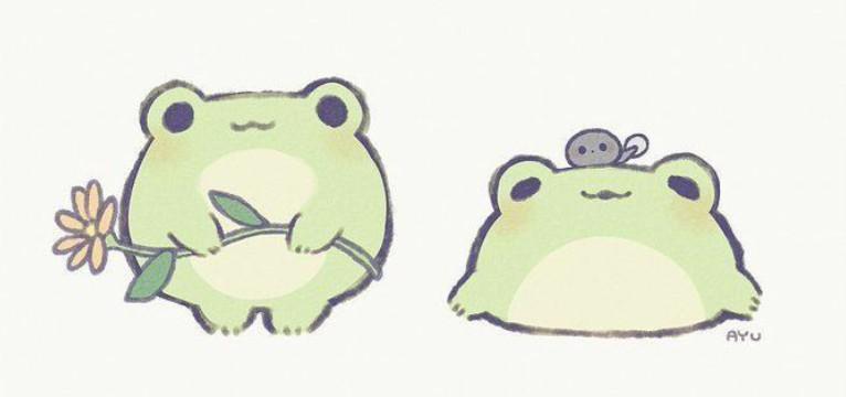 frog widget