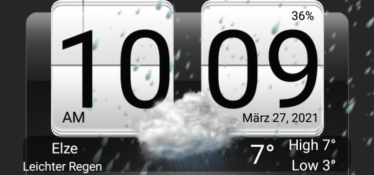 My take HTC Clock  Copy
