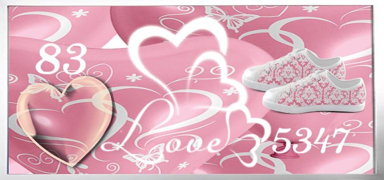 Herzschlag Schritte Lovetime