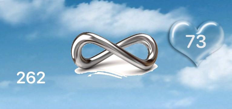 Herz Widget Wolke
