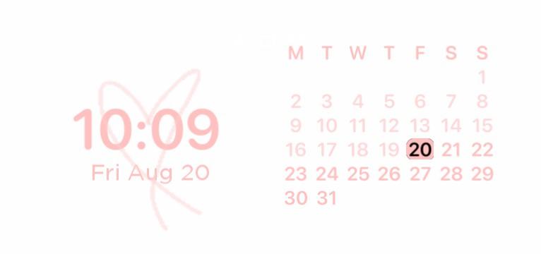 pink calendar Copy