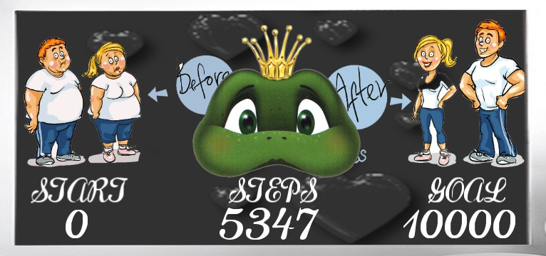 Step Frog
