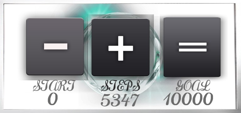 Step counter Serie 1463