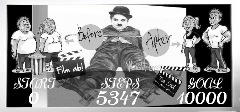 Step Charlie Chaplin