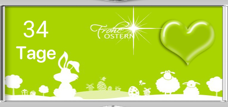 Counter Ostern