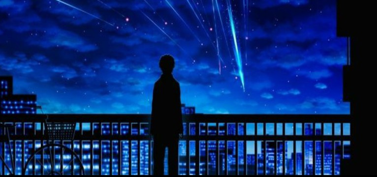 Your Name blue