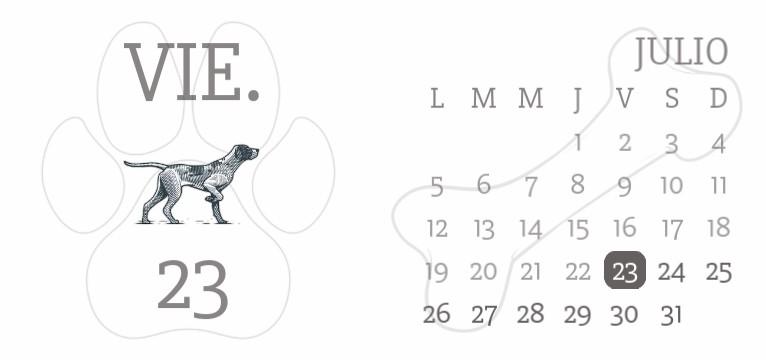 Kira calendar