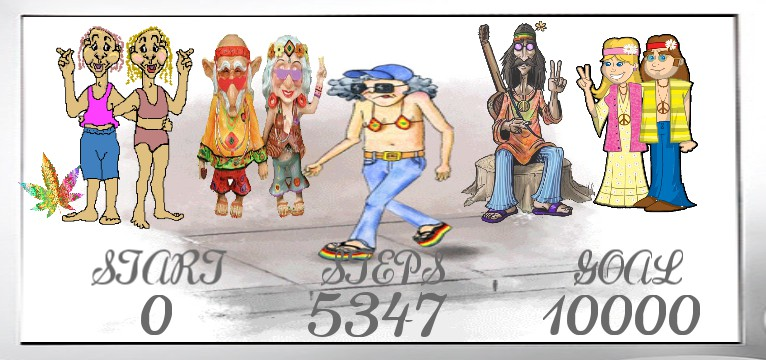 Step Hippie Step