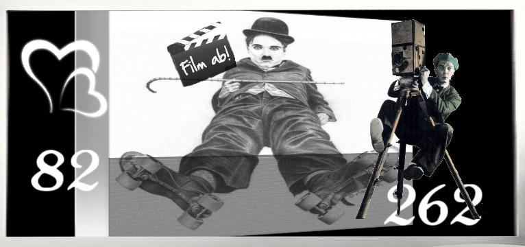 Herzschlag Kalorienverbrauch Charlie Chaplin