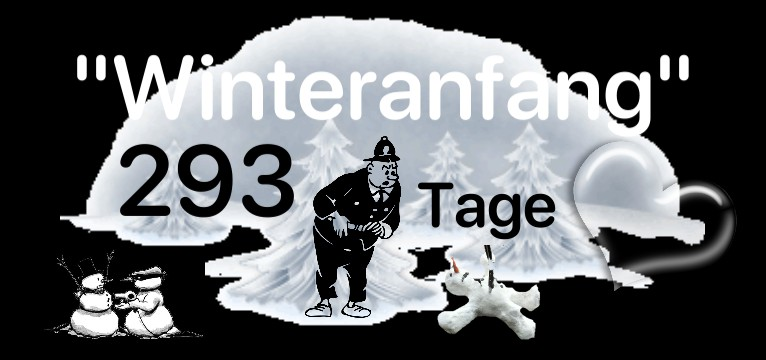 Counter  Snowman