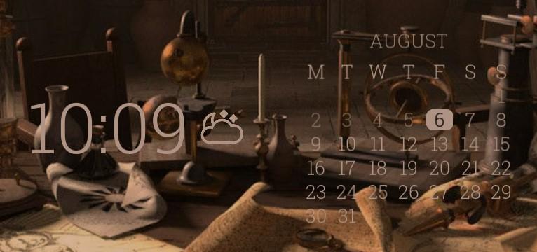 calendar-time-weather