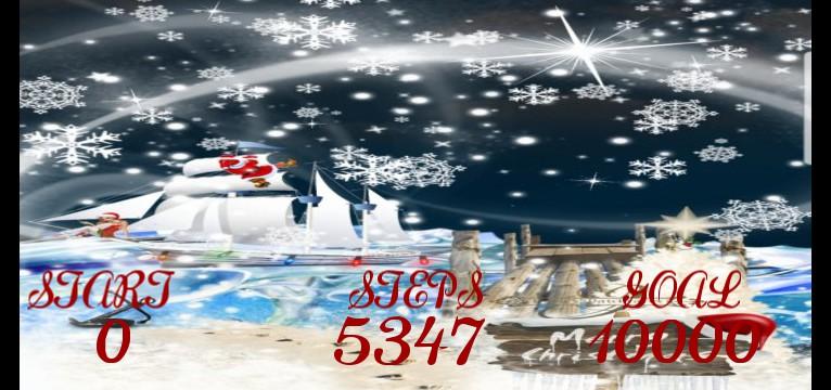 Step Kuestenkind  20 Weihnachten Nacht