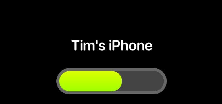 Tims iPhone