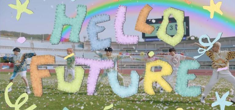NCT Dream NCT hello future