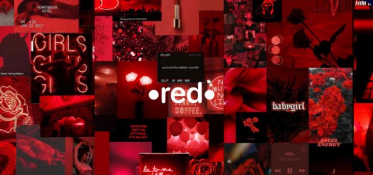Red widget