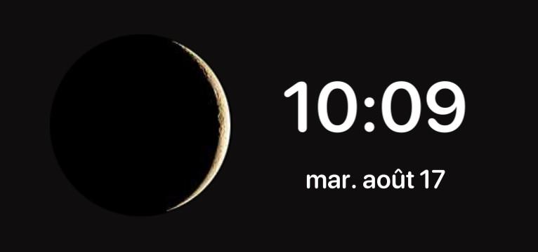 Hour moon