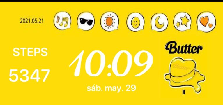 Reloj Butter