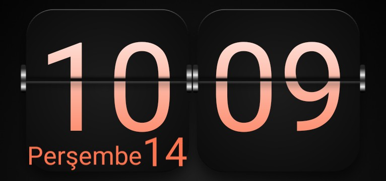 Cnt_Flip Clock