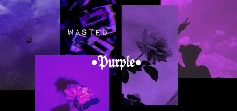 Aesthetic Purple