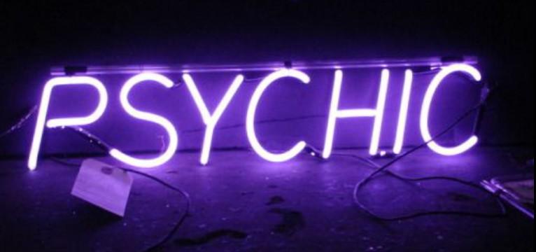 purple psychic