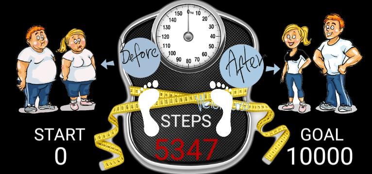 Steps Waage
