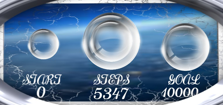 Step counter Design 1470