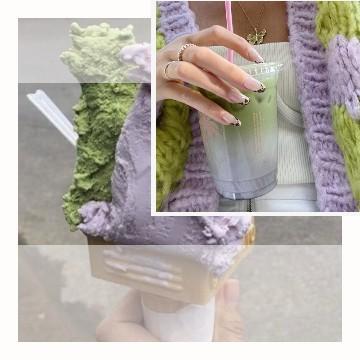 green+purple