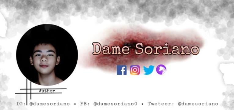 Dame Soriano / Social Media Accounts