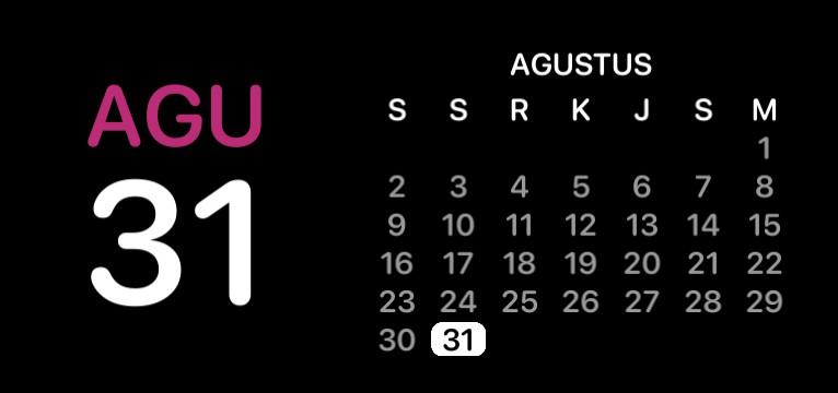 Date calendar Copy