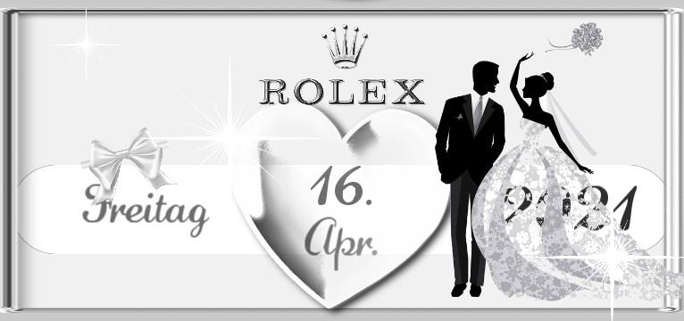 R...x Hochzeitstag