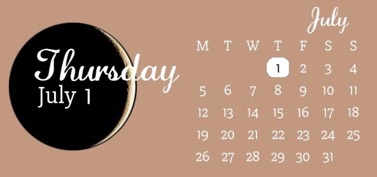 Aesthetic Neutral Brown Date