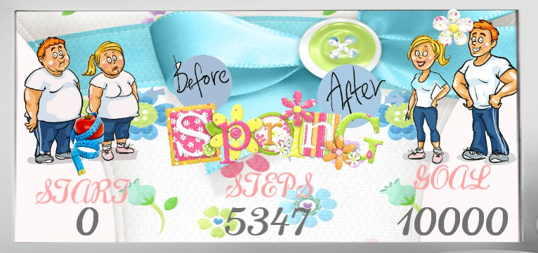 Step Spring