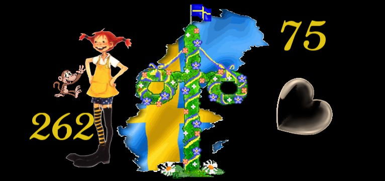 Herz Midsommar schweden