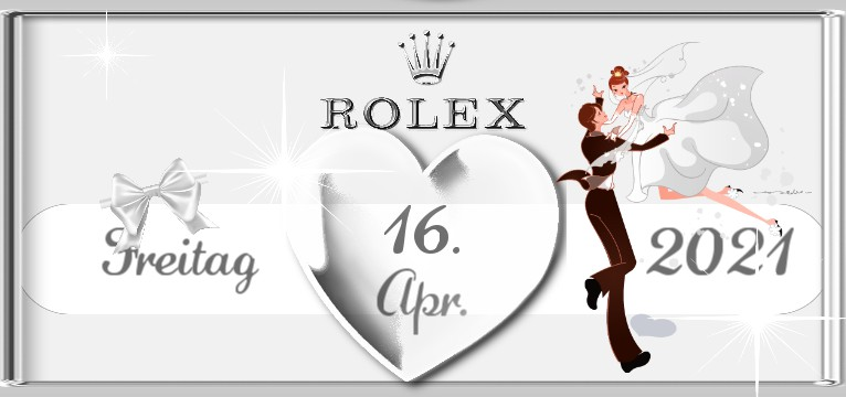 R...x Hochzeitstag Bike
