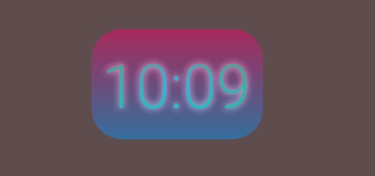 clock. electra v1