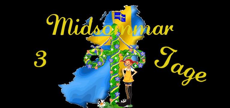 Counter Midsommar Schweden