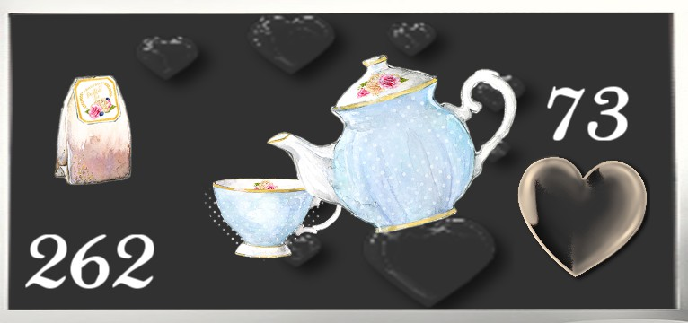 Herzschlag Kalorienverbrauch Tea Time
