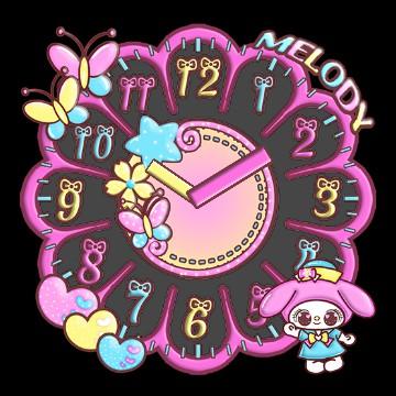 clock melody