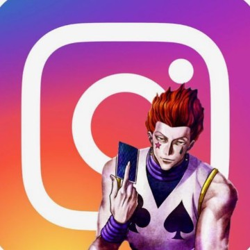 Hisoka HxH anime instagram